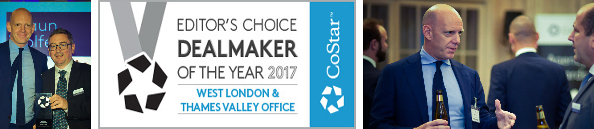 West London Deal-maker of the Year 2017